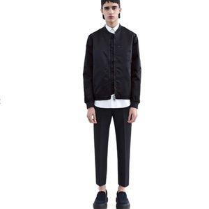Acne Studios Rene H Flan Pant  Black wool